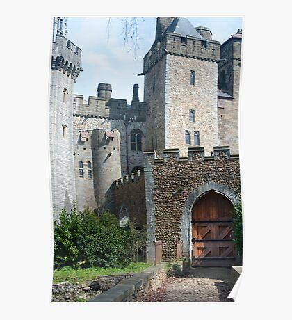 castle apartments Poster