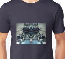 Blue Butterfly Lace II T-Shirt
