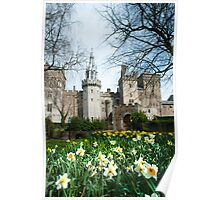 cardiff castle apartments Poster