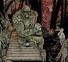 Swamp Watcher by AustinJames