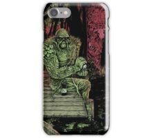 Swamp Watcher iPhone Case/Skin