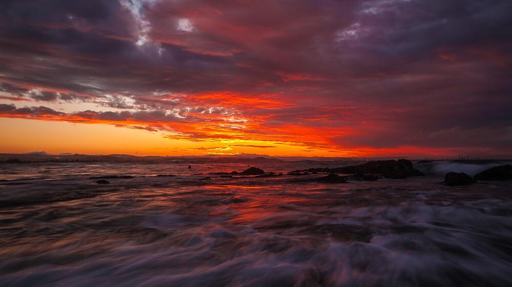 Snapper Rocks, Queensland by McguiganVisuals