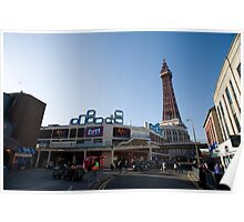 central blackpool Poster