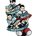 Vampire Weekend  by knifeson