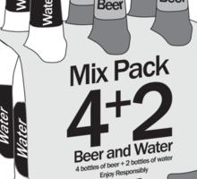 Mix Pack - 4+2 Sticker