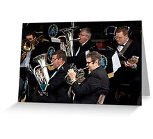 Crawley Millenium Band Greeting Card