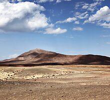 Lanzarote Landscape by Tess Masero Brioso