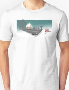 Mr Cupcake Likes Being Left ouT! T-Shirt