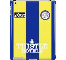Leeds United Away Kit 1993 iPad Case/Skin