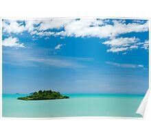 coral island Poster