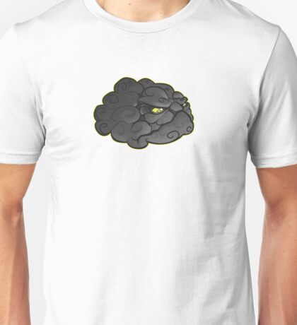 Grumpy Storm Cloud Unisex T-Shirt