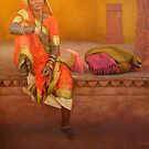 Indian woman by William  Stanfield
