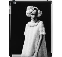 Larisa Lobanova backstage iPad Case/Skin