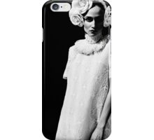 Larisa Lobanova backstage iPhone Case/Skin