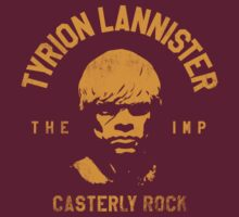 Game of Thrones Tyrion Lannister by nofixedaddress