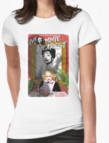 Mommie Dearest. Faye Dunaway. Joan Crawford. Womens Fitted T-Shirt