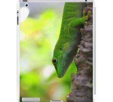 Lizard In A Tree iPad Case/Skin