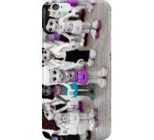 We are family iPhone Case/Skin
