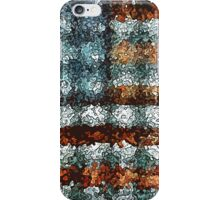 Artistic American Flag iPhone Case/Skin