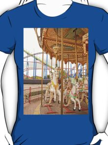 Old Town Merry Go Round T-Shirt