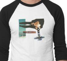 Cya 02 Men's Baseball ¾ T-Shirt