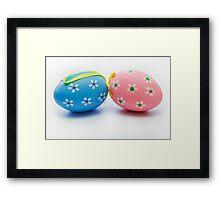 Baby Eggs Framed Print