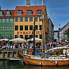 Nyhavn 17, Copenhagen by © Kira Bodensted