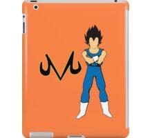 DBZ Vegeta. Majin Vegeta iPad Case/Skin