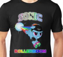 Rollerboom Too Unisex T-Shirt