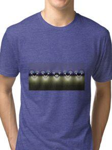 All the Pretties in a Row Tri-blend T-Shirt