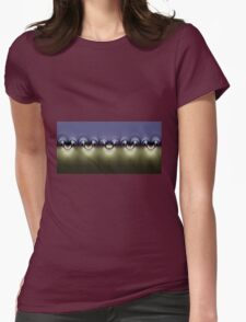 All the Pretties in a Row Womens Fitted T-Shirt