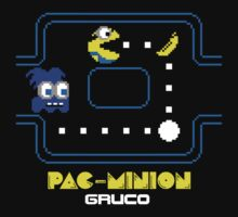 Pac Minion Shirt by lavalamp