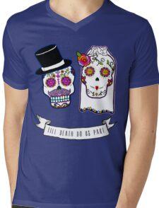 Till Death Do Us Part Mens V-Neck T-Shirt