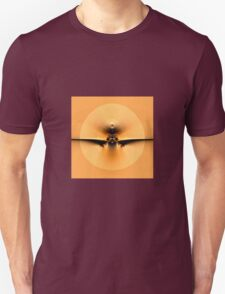 Fly to the Sun on Golden Wing Unisex T-Shirt