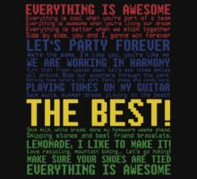 Awesome, everything it is. by ONE WORLD by High Street Design