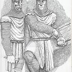 Norman Soldiers by matthewsart