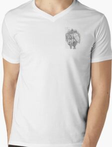The Norman Infantry Mens V-Neck T-Shirt
