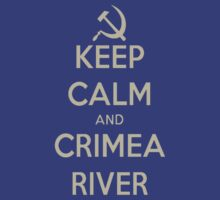 Crimea River by TowerBeaver