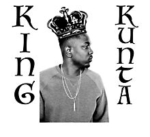 "Kendrick Lamar ""King Kunta"" Photographic Print"