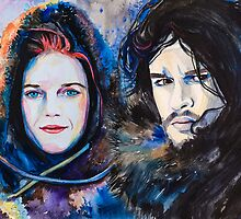 Game of Thrones by Slaveika Aladjova