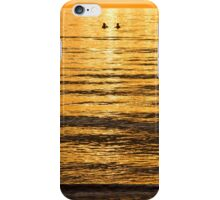 Golden iPhone Case/Skin