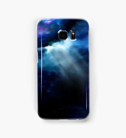 Pixel Galaxy Samsung Galaxy Case/Skin