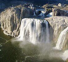 Shoshone Falls by Christina Stanley