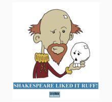 Shakespeare Liked It Ruff! Let's Rock Randy Writers Range by letsrock