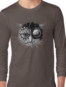 Owl Day & Owl Night Long Sleeve T-Shirt
