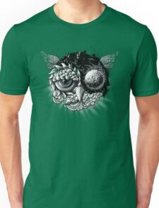 Owl Day & Owl Night Unisex T-Shirt