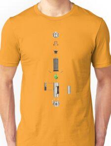 Lightsaber Cross-section Unisex T-Shirt