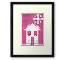 """The Blood Mother"" Poster Framed Print"