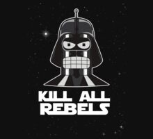 Kill all rebels T-Shirt
