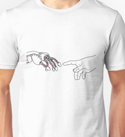 The Creation Of A-D4M/01 Unisex T-Shirt
